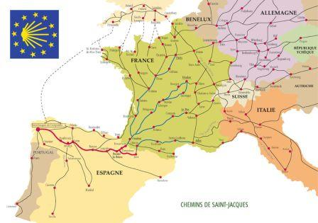 Worksheet. Map Of Southern France And Northern Spain  France Map